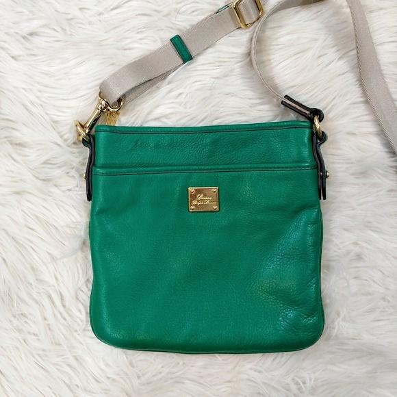 75ef7e02bc55 Lauren Ralph Lauren Handbags - LAUREN RALPH LAUREN LEATHER CROSSBODY PURSE